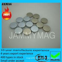circular disc magnets