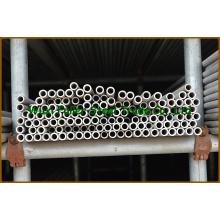 Tubulação de aço inoxidável sem emenda do diâmetro de 20mm