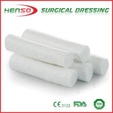Rolo de algodão dental Henso 10x38mm 12x38mm