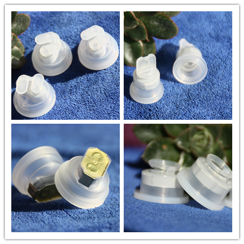 Polypropylene Combination Cap