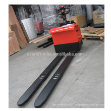 electric pallet truck with 2600mm fork length