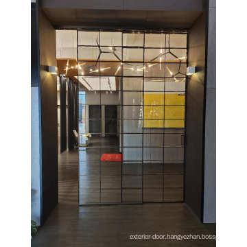 Itialian Rimadesio Office Glass Sliding Door