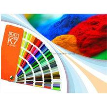Industrielle Duroplast Pulverlacke und Farben