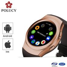 Bracelet Fashion montres appel Message rappel podomètre Smart montre sport