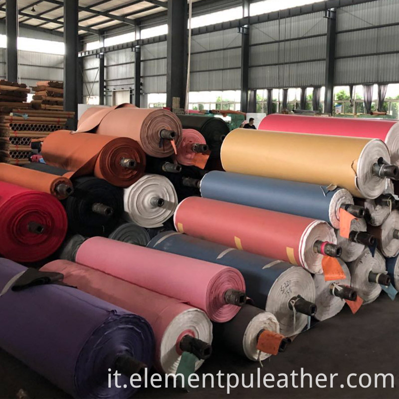 Environmental Pu Leather