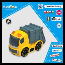 Juguete del carro de los niños con la caja del pdq juguete del juguete de la fricción