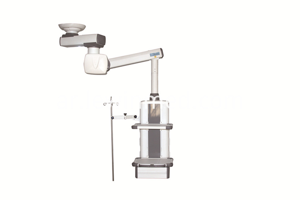 Electric dual arm medical pendant