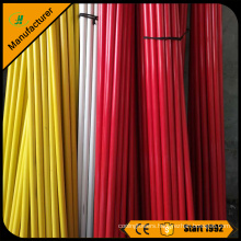 frp pultrusion tube/ fiberglass hollow rod / frp round tube