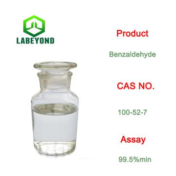 99,5% Min Benzaldehyde Cas No 100-52-7
