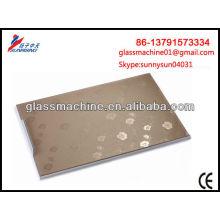 YMA121 Wirtschaftliche Küche Glaskante Schleifmaschine