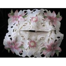 Tassue Box Embroidery Work 0667