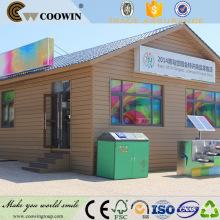 La Chine PWC fournisseur offre des maisons modulaires préfabriquées Irlande du Nord
