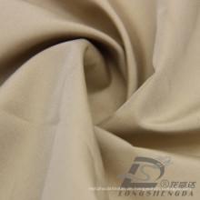 Wasser & Wind-resistent Mode Jacke Daunenjacke Gewebte Plain 100% Polyester Kationische Garn Filament Stoff (X068)