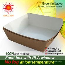 Promoción de ventas de fábrica cajas de cartón de Alimentos