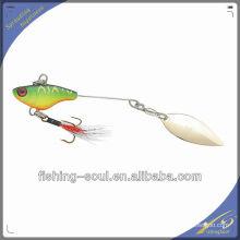 ICL001 Señuelo de pesca de hielo de alta calidad
