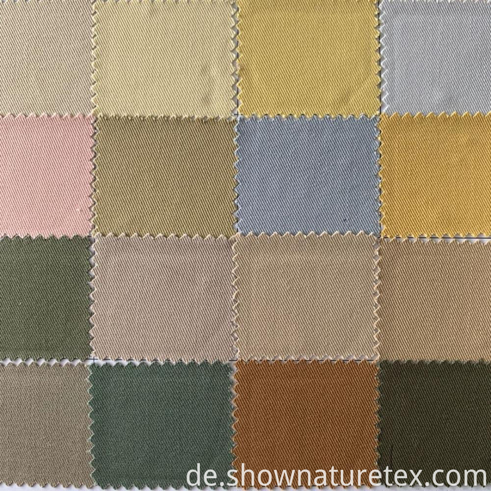 Cotton Twill for Coat