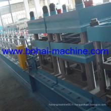 Machine de formage de rouleaux de haute résistance de Guardrail
