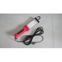 78LED 3.6V800mA Matériau ABS rechargeable LED Lampe de travail