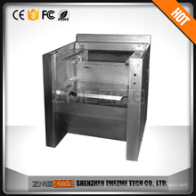 can custom-made Cold Rolled Steel Laser Cutting Stamping Metal Part