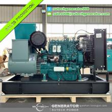 Générateur diesel électrique de 60kw Deutz avec le moteur véritable WP4D66E200