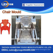 2013 hot sale popular new design plastic seat Injection chair mould plastic in Huangyan China
