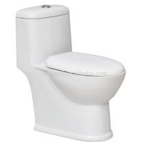 CB-9008 Penderie d'eau monobloc allongée avec toilette portative mobile lente
