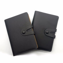 Loose-Leaf Notebook/ Leather Jotter/ Customized PU Notebook