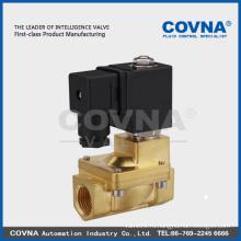 Двойная внутренняя резьба 110VAC 240VAC магнитный клапан