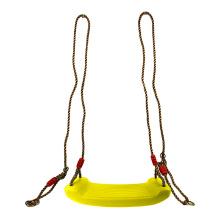 Chaises de balançoire suspendues en plastique pour enfants