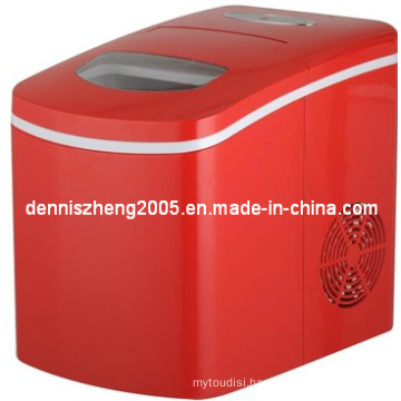 Portable Countop Home Ice Machine, Ice Making Capacity: 10-12kgs/24hours