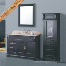 Fed-1503 Transitional Solid Wood Bathroom Vanity Bathroom Cabinet