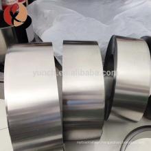 Medical applications pure niobium foil price per kg