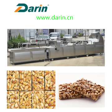 Chewy Sesame Peanut Candy Forming Cutting Line