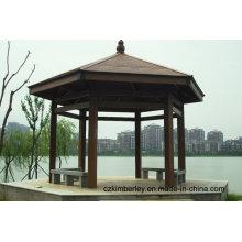 Pavillon WPC respectueux de l'environnement de Chine