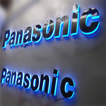 3D Custom Plexiglass Letters Signs