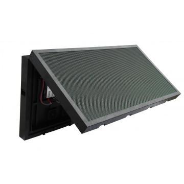 Sinal de LED acessível frontal SMD P6mm externo