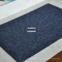 Qualitativ hochwertiges Airforce Blau 100% Wolle Wollstoff