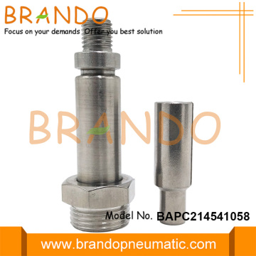 M20 Thread Seat 14.5mm OD Armature Stainless Steel