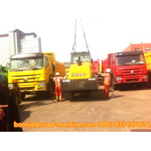 XCMG 16ton double drum XS162J مدحلة الأسفلت
