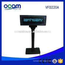 20X2 Characters DoubleLine VFD Customer Numeric Display Driver
