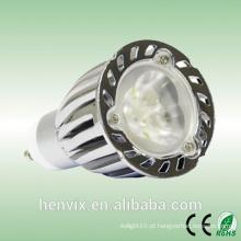 Lâmpada dimmable do quarto da lâmpada da cob 5w