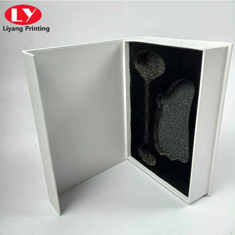 Simple Style Plastic Paper Box