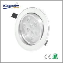 Trade Assurance KIngunion Lighting Lâmpada de teto LED Série CE RoHS CCC 9w