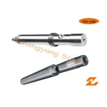 Tornillo de acero inoxidable para máquina de moldeo por inyección
