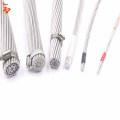 naked conductorr de cable de aluminio acsr cable de codorniz 2/0 AWG