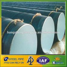 Tubo de acero inoxidable de gran diámetro Anticorrosión