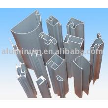 Perfil de alumínio para janelas e portas e indústria