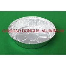 Papier d'aluminium pour récipient alimentaire