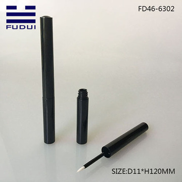 Slim Round Plastic Eyeliner Bottle