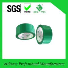 Venda quente verde fita de embalagem OPP